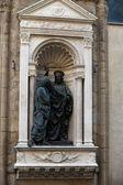 Florence - Orsanmichele — Stock Photo