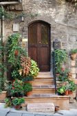 Assisi, dana, itálie — Stock fotografie