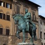 Florence, Piazza della Signoria — Stock Photo #11551748