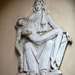Pieta by Michelangelo — Stock Photo