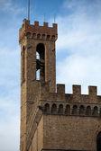 Florença - palácio bargello — Foto Stock