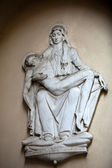 Pieta by Michelangelo — Stock Photo