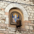 Chapel i n Assisi — Stock Photo