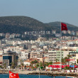 View of Kusadasi town — Stock Photo