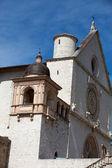 Basilica of Saint Francis, Assisi, Italy — Stock Photo
