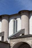 Basílica de saint francis, assisi, itália — Foto Stock
