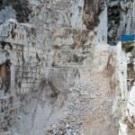 The Marble Quarries - Apuan Alps , Carrara — Stock Photo #12097653