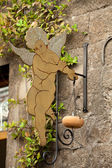 Assisi-decorative Angel — Stock Photo