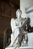 Florence - Santa Croce. Tomb of Prince Neri Corsini — Stock Photo