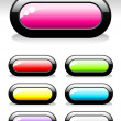 Vector de stock : Buttons