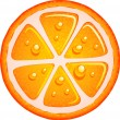 Orange - Imagen vectorial