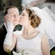 Wedding couple — Stock Photo #11083474