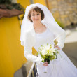 Young bride — Stock Photo #11479056