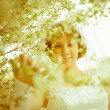 Young bride — Stock Photo #11479064
