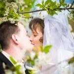 Wedding couple — Stock Photo #11594237