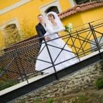 Wedding couple — Stock Photo #11857890
