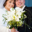 Wedding couple — Stock Photo #11874989