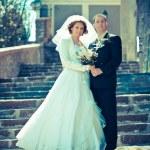 Wedding couple — Stock Photo #11874991