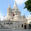 Fishermen's Bastion - Budapest - Stock Photo