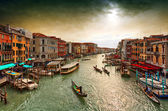 Grand Canal. — Stockfoto
