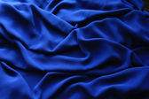 Blue cloth — Stock Photo