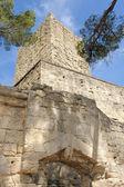Castillo de sommiere — Foto de Stock