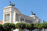 Vittoriano monument — Stockfoto