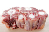 Ox tail of beef — Stock Photo