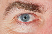 Man's eye — Stock Photo