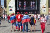 欧州サッカー選手権ユーロ 2012年 — ストック写真