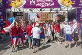 Avrupa Futbol Şampiyonası euro 2012 — Stok fotoğraf