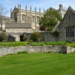 Stock Photo: Christ church college