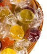Stock Photo: Fruit candy