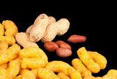 Peanut snack — Stock Photo