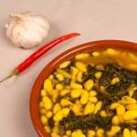 Bean stew — Stock Photo #11928386