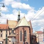 Krakow-Poland — Stock Photo #10851737