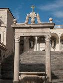 Montecassino Italy — Stock Photo