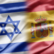 Israel and Spain — Stock Photo