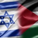 Постер, плакат: Israel and Palestine