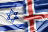 Israel and Iceland — Stock Photo
