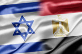 Israel and Egypt — Stock Photo