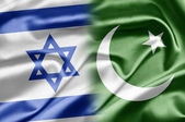 Israel and Pakistan — Stock Photo