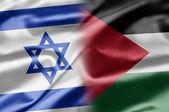 Israel and Palestine — Stock Photo