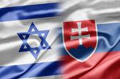 Israël en slowakije — Stockfoto