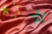 China and Morocco — Stock Photo