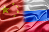China and Russia — Stock Photo