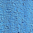 Old blue paint — Photo