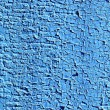 Old blue paint — Stockfoto