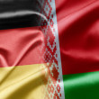 Germany and Belarus — Stock Photo