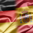 Germany and Spain - Stock Photo